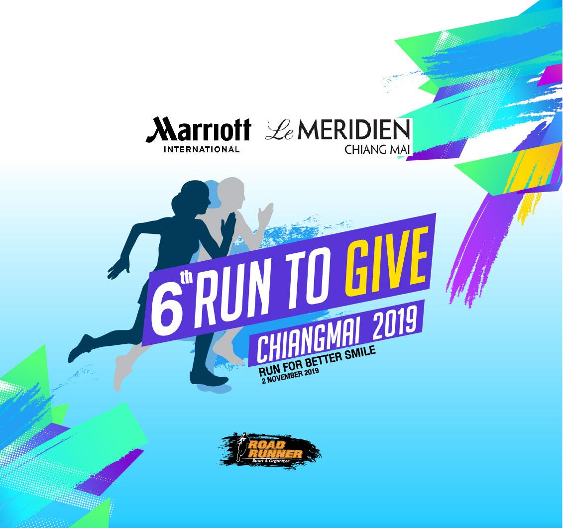 Run to Give 2019 - Chiang Mai